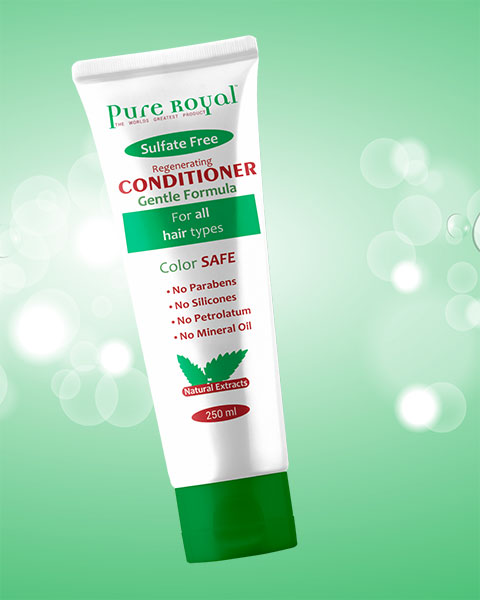 Hair Care News: Sulfate Free Sulfate Free Regenerating Conditioner